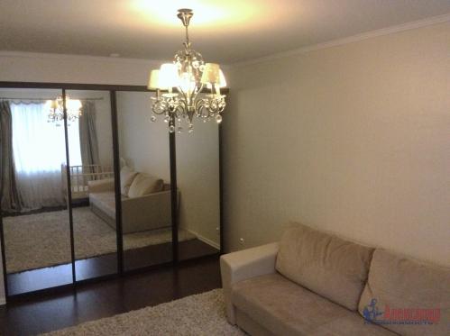 1-комнатная квартира (41м2) на продажу по адресу Шуваловский пр., 74— фото 5 из 16