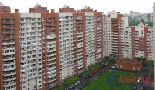 1-комнатная квартира (53м2) на продажу по адресу Белградская ул., 26— фото 10 из 11