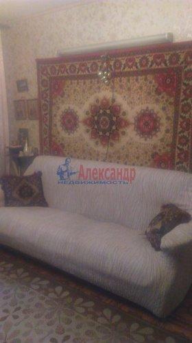1-комнатная квартира (31м2) на продажу по адресу Петергоф г., Разведчика бул., 2— фото 2 из 11