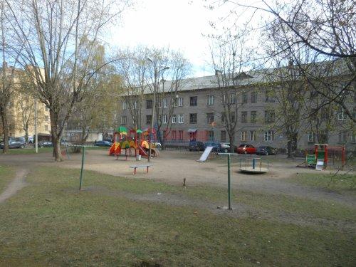 1-комнатная квартира (36м2) на продажу по адресу Выборг г., Ленина пр., 38— фото 7 из 8