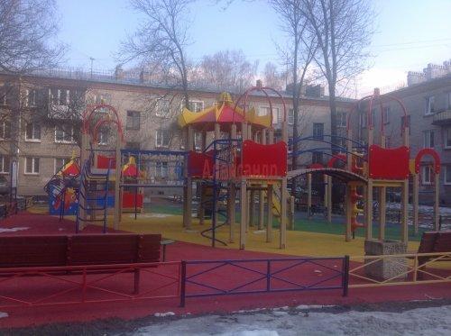 2-комнатная квартира (54м2) на продажу по адресу Стрельна г., Слободская ул., 4— фото 20 из 20