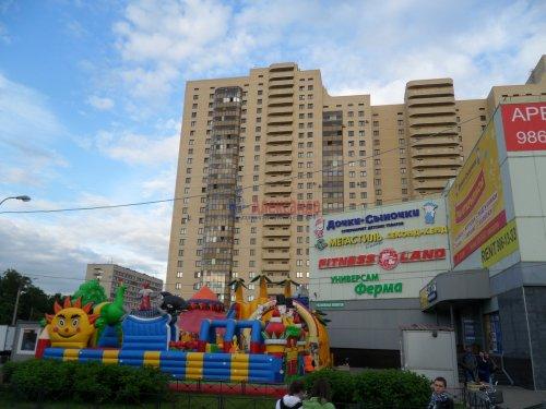 1-комнатная квартира (34м2) на продажу по адресу Бутлерова ул., 40— фото 9 из 9