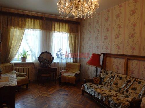 2-комнатная квартира (63м2) на продажу по адресу Боровая ул., 76— фото 4 из 11