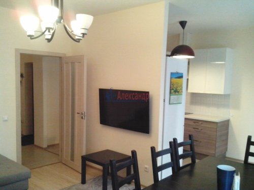 3-комнатная квартира (81м2) на продажу по адресу Мурино пос., Менделеева бул., 7— фото 4 из 24
