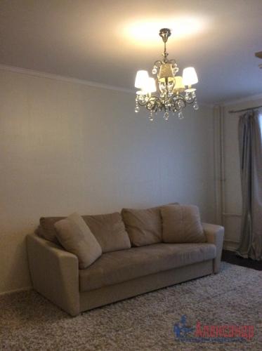 1-комнатная квартира (41м2) на продажу по адресу Шуваловский пр., 74— фото 6 из 16