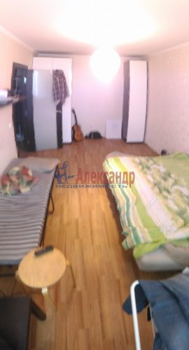 1-комнатная квартира (32м2) на продажу по адресу Мурино пос., Оборонная ул., 2— фото 12 из 19