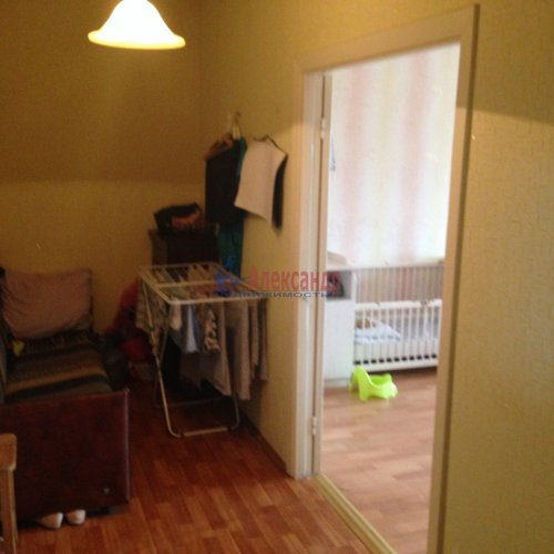 1-комнатная квартира (47м2) на продажу по адресу Приозерск г., Гоголя ул.— фото 2 из 4