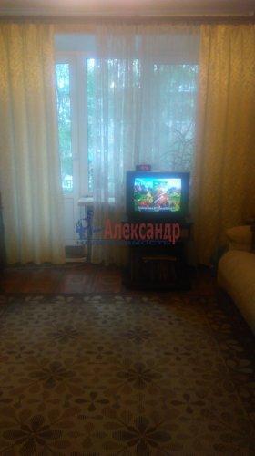 1-комнатная квартира (31м2) на продажу по адресу Петергоф г., Разведчика бул., 2— фото 3 из 11