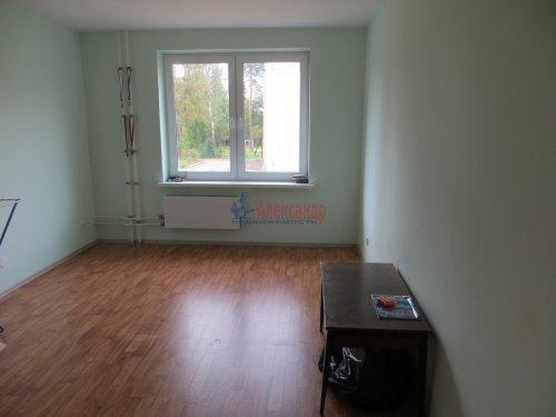 2-комнатная квартира (55м2) на продажу по адресу Сиверский пгт., Красная ул., 33— фото 3 из 8