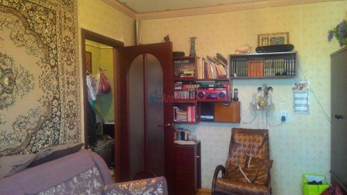 3-комнатная квартира (66м2) на продажу по адресу Кириши г., Ленинградская ул., 5— фото 3 из 18