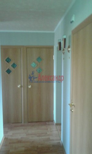 2-комнатная квартира (54м2) на продажу по адресу Рябово пос., 6— фото 3 из 8