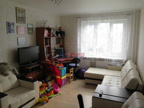 2-комнатная квартира (51м2) на продажу по адресу Косыгина пр., 23— фото 1 из 5