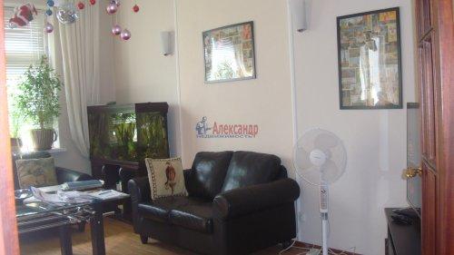 4-комнатная квартира (117м2) на продажу по адресу Кузнецова пр., 22— фото 1 из 21