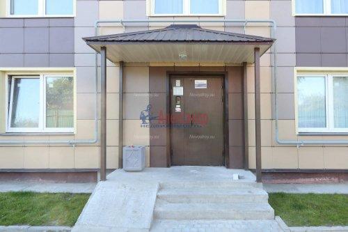 1-комнатная квартира (32м2) на продажу по адресу Мурино пос., Боровая ул., 16— фото 3 из 16