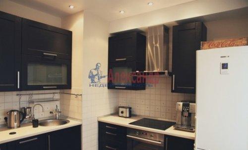 1-комнатная квартира (50м2) на продажу по адресу Науки пр., 17— фото 7 из 10