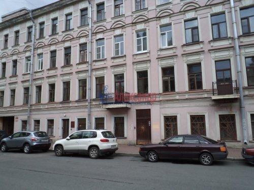 Комната в 4-комнатной квартире (104м2) на продажу по адресу 7 Советская ул., 9— фото 1 из 3