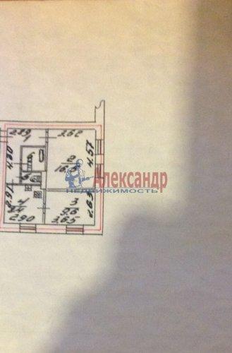 2-комнатная квартира (47м2) на продажу по адресу Ломоносов г., Владимирская ул., 20— фото 2 из 2
