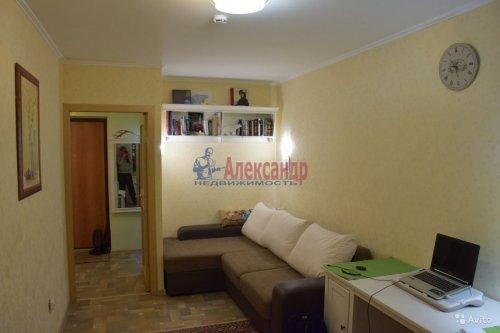 1-комнатная квартира (33м2) на продажу по адресу Кузнецова пр., 12— фото 1 из 6