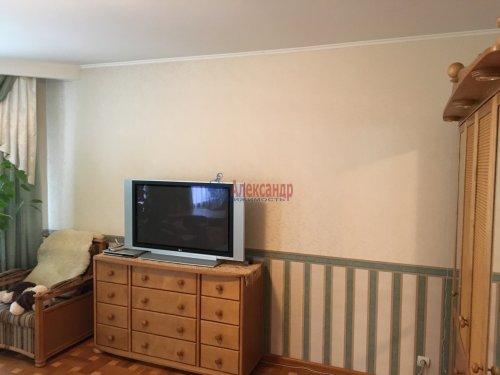 1-комнатная квартира (49м2) на продажу по адресу Сертолово г., Заречная ул., 10— фото 4 из 25
