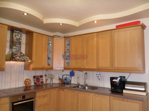 3-комнатная квартира (101м2) на продажу по адресу Науки пр., 17— фото 26 из 33