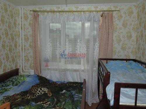 2-комнатная квартира (51м2) на продажу по адресу Косыгина пр., 23— фото 2 из 5