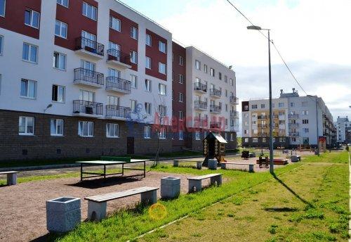 2-комнатная квартира (58м2) на продажу по адресу Юнтоловский пр., 47— фото 15 из 15