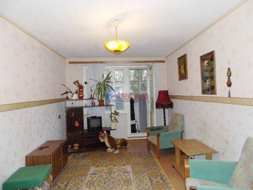 1-комнатная квартира (40м2) на продажу по адресу Выборг г., Победы пр., 4а— фото 6 из 19