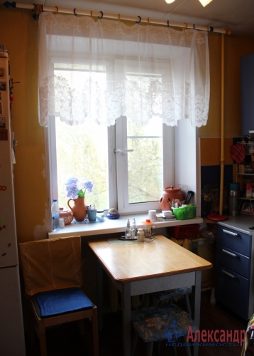 1-комнатная квартира (36м2) на продажу по адресу Кибальчича ул., 4— фото 3 из 10