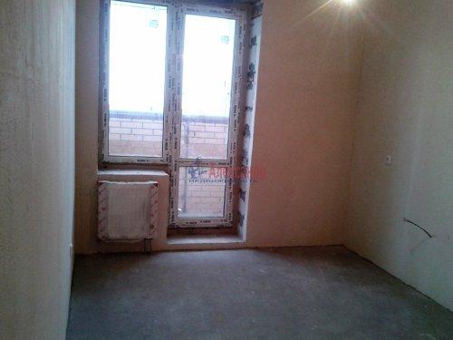 1-комнатная квартира (37м2) на продажу по адресу Мурино пос., Новая ул., 7— фото 4 из 20
