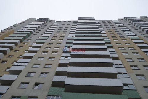 1-комнатная квартира (40м2) на продажу по адресу Шушары пос., Новгородский просп., 10— фото 8 из 10