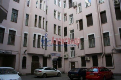 Комната в 5-комнатной квартире (142м2) на продажу по адресу Невский пр., 95— фото 12 из 16