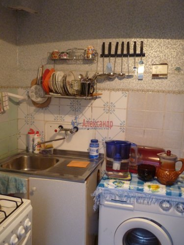 2-комнатная квартира (42м2) на продажу по адресу Краснопутиловская ул., 90— фото 18 из 22
