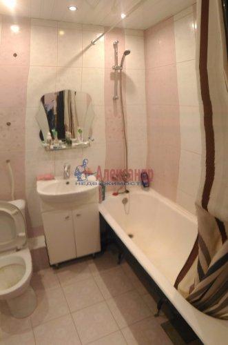 1-комнатная квартира (32м2) на продажу по адресу Мурино пос., Оборонная ул., 2— фото 16 из 19