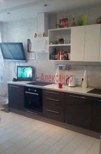 1-комнатная квартира (41м2) на продажу по адресу Парашютная ул., 54— фото 4 из 5