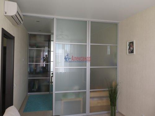 1-комнатная квартира (42м2) на продажу по адресу Ворошилова ул., 27— фото 8 из 9