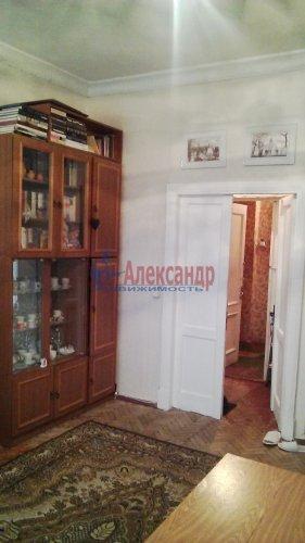 Комната в 5-комнатной квартире (121м2) на продажу по адресу Басков пер., 3— фото 5 из 16