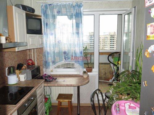 2-комнатная квартира (51м2) на продажу по адресу Косыгина пр., 23— фото 3 из 5