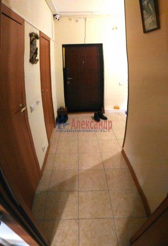 2-комнатная квартира (56м2) на продажу по адресу Новое Девяткино дер., Арсенальная ул., 4— фото 14 из 22