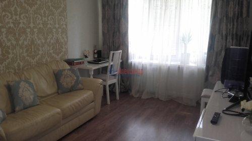 2-комнатная квартира (43м2) на продажу по адресу Петергоф г., Разведчиков бул., 16— фото 1 из 24