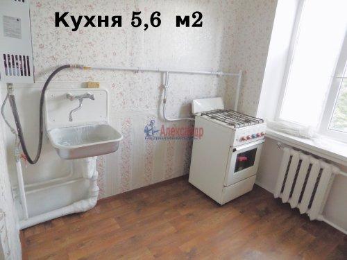 1-комнатная квартира (29м2) на продажу по адресу Выборг г., Приморская ул., 6— фото 7 из 14