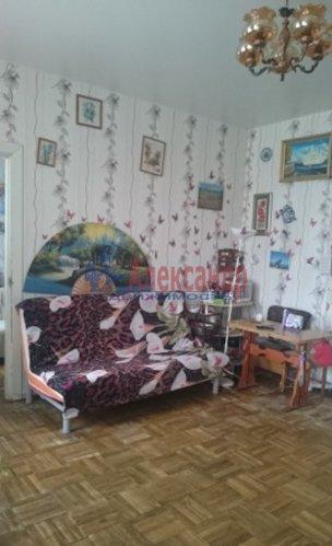 2 комнаты в 5-комнатной квартире (115м2) на продажу по адресу Лермонтовский пр., 50— фото 1 из 5
