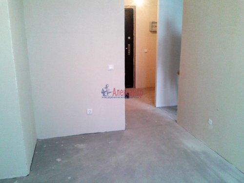 1-комнатная квартира (37м2) на продажу по адресу Мурино пос., Новая ул., 7— фото 5 из 20