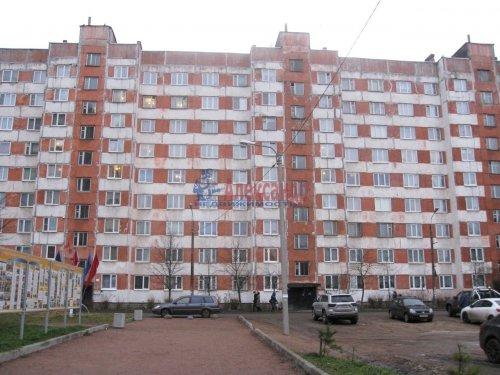 2-комнатная квартира (44м2) на продажу по адресу Сертолово г., Ветеранов ул., 3— фото 1 из 8