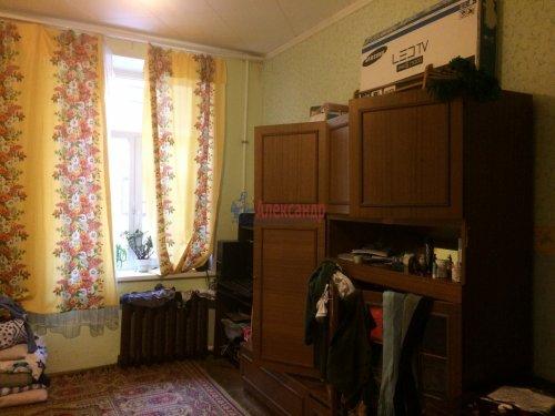 Комната в 3-комнатной квартире (86м2) на продажу по адресу Марата ул., 35— фото 1 из 4