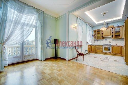 3-комнатная квартира (96м2) на продажу по адресу Краснопутиловская ул., 13— фото 11 из 14