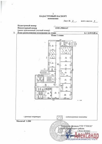 Комната в 10-комнатной квартире (285м2) на продажу по адресу Савушкина ул., 80— фото 9 из 9