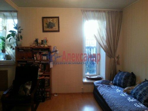 1-комнатная квартира (38м2) на продажу по адресу Обуховской Обороны пр., 289— фото 3 из 11