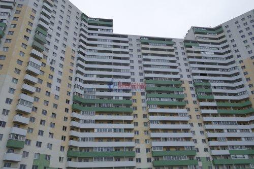 1-комнатная квартира (40м2) на продажу по адресу Шушары пос., Новгородский просп., 10— фото 9 из 10