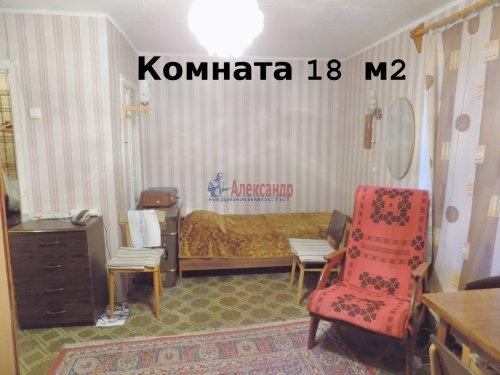 1-комнатная квартира (31м2) на продажу по адресу Выборг г., Ленинградское шос., 27— фото 5 из 13