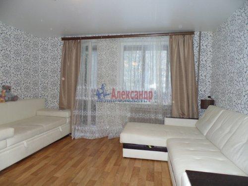 2-комнатная квартира (48м2) на продажу по адресу Сертолово г., Молодцова ул., 13— фото 1 из 8